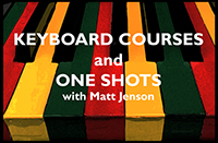 Keyboards and One Shots